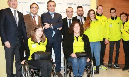 LA BECA VARONA 2018 PREMIA LA SUPERACIÓN DE RICARDO TEN Y EL AQUÀTIC CAMPANAR