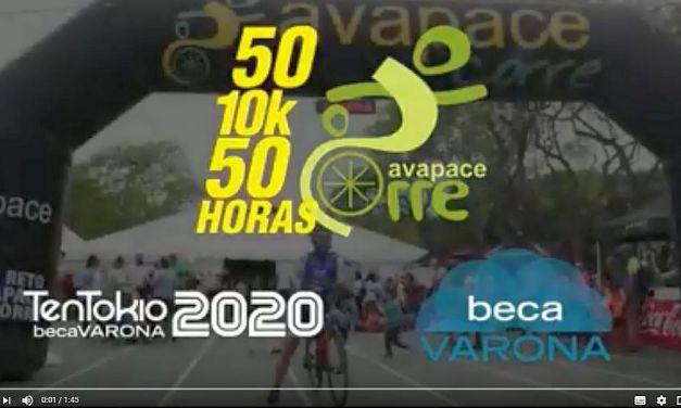 VIDEO| LA BECA VARONA CORRE CON AVAPACE