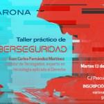 TALLER PRÁCTICO EN VARONA: DE LA PROTECCIÓN DE DATOS A LA CIBERSEGURIDAD