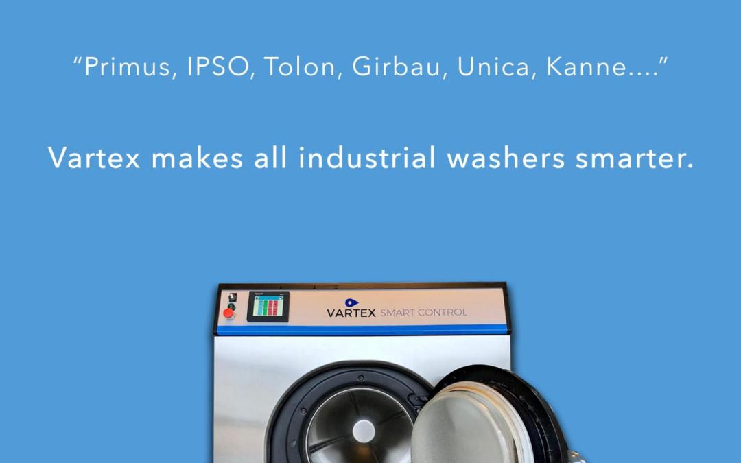 Smarten up a Girbau Primus or IPSO washer