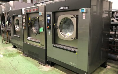 These Girbau industrial washers retire after 17 years