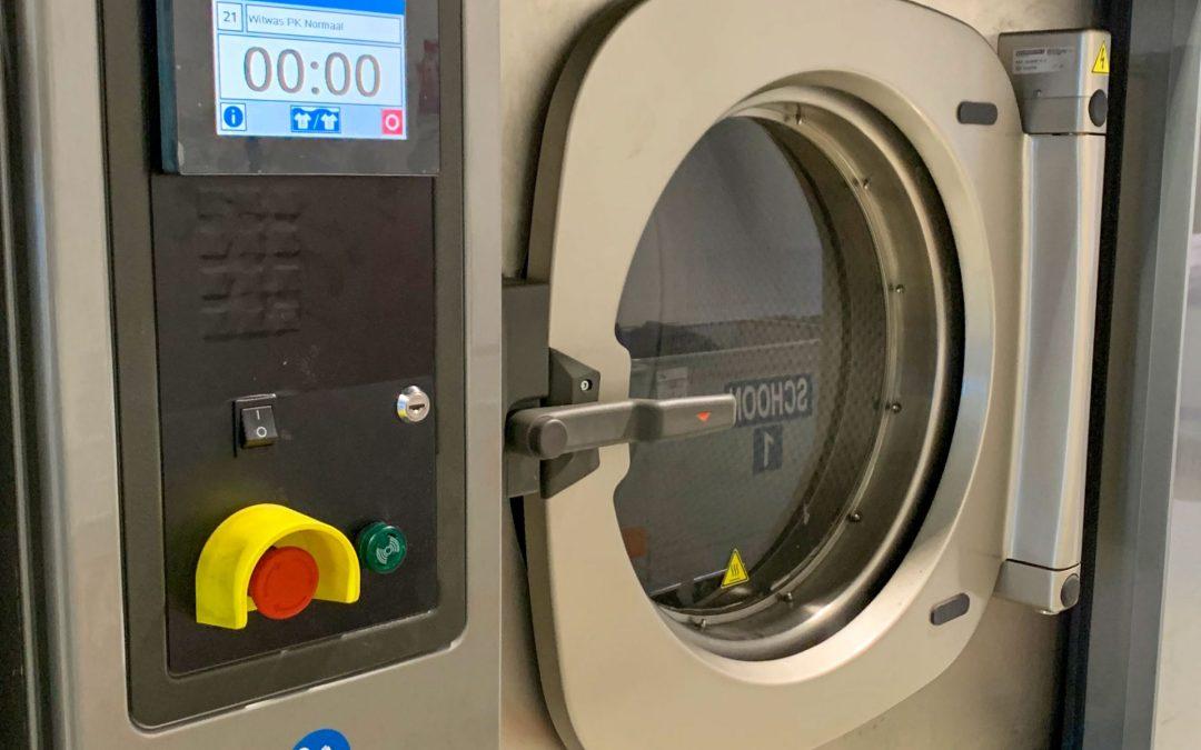 New Girbau Washer with Smart Control