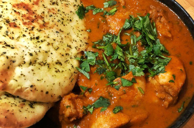 Insane Healthy (and Vegan) Makhani