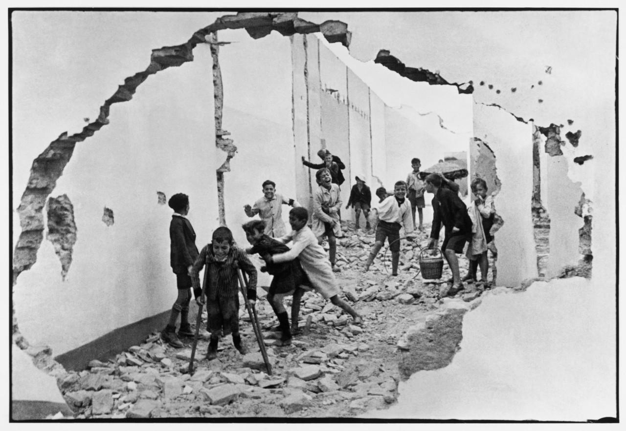 Sevilya, İspaniya - 1933