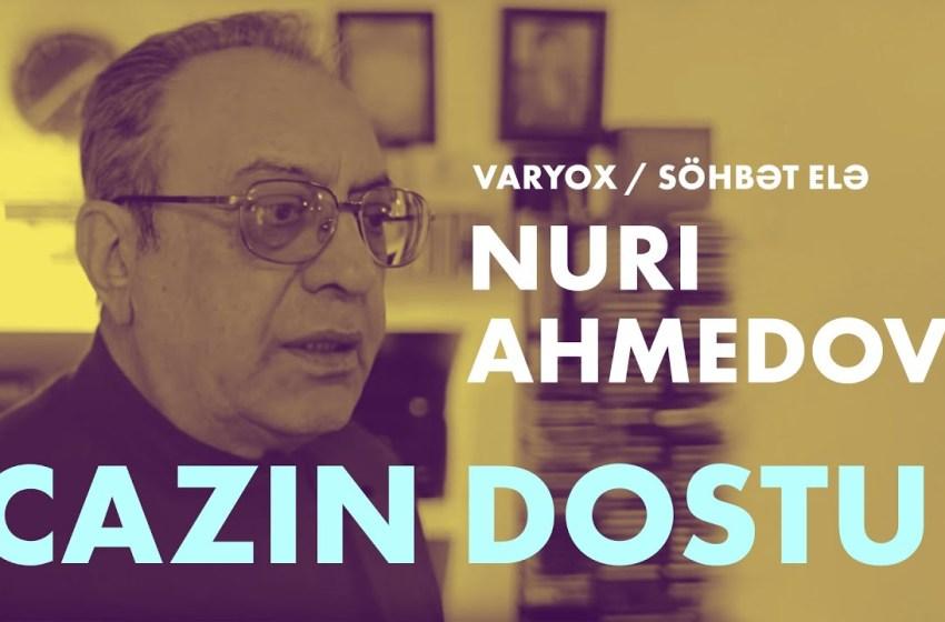 Nuri Əhmədov
