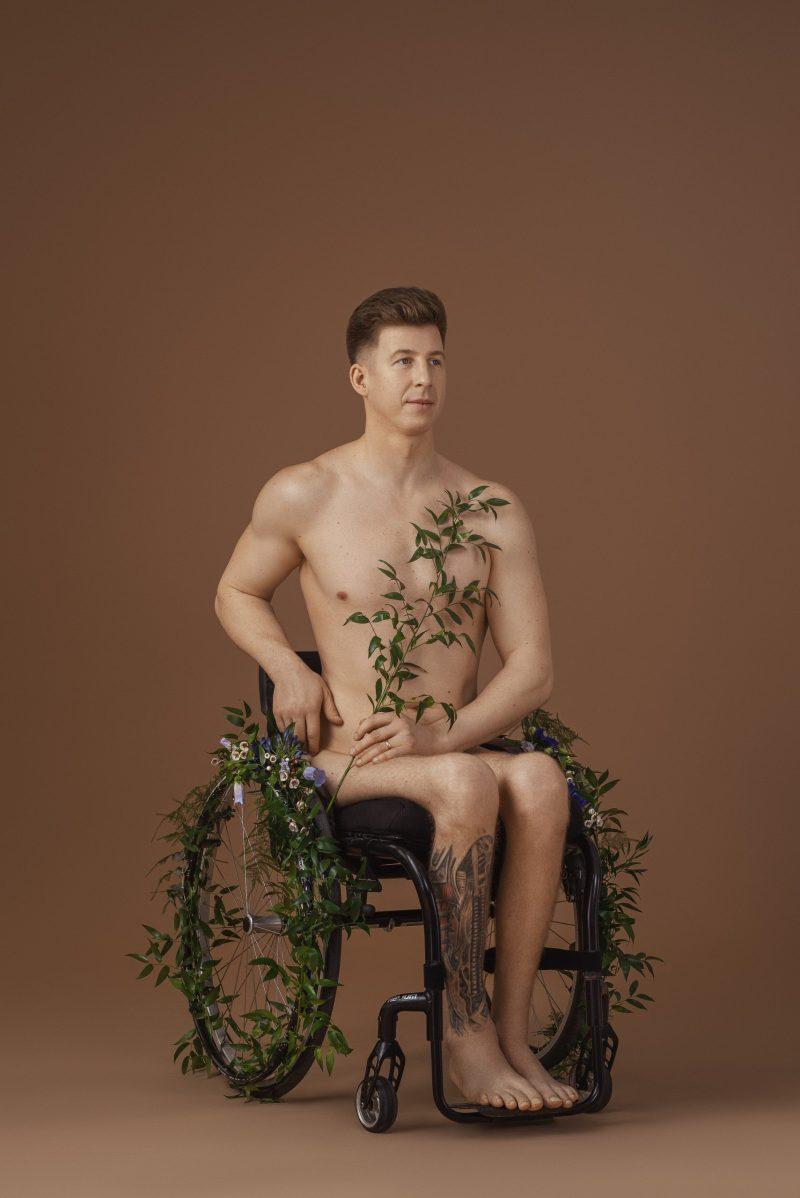 Avqustas, paralimpiyaçı, 29