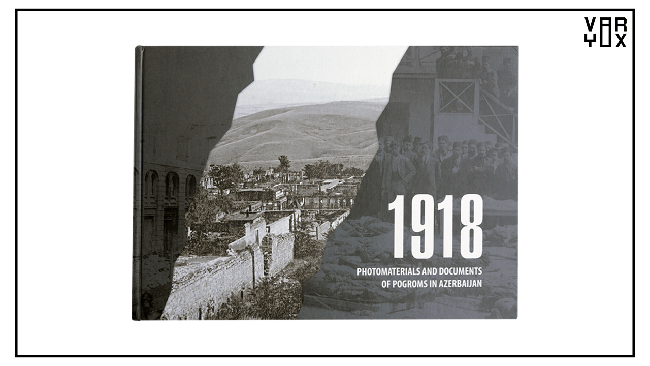 Photos of genocide committed by Armenians in Azerbaijan, 1918