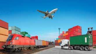 Мультимодальная перевозка из Китая
