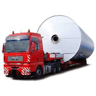 Доставка негабаритных грузов из КНР