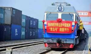 Доставка грузов из Китая в Россию по железной дороге