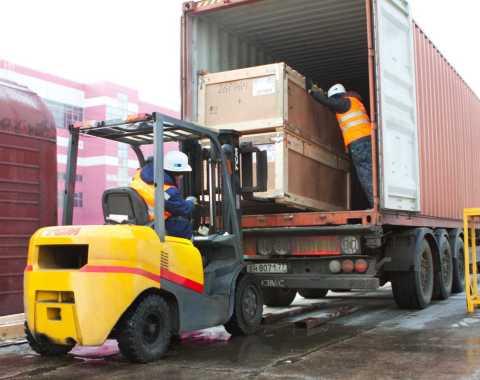Перевозка сборных грузов из Китая автотранспортом