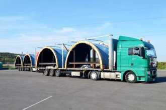 Перевозка негабаритных грузов из Китая в Россию