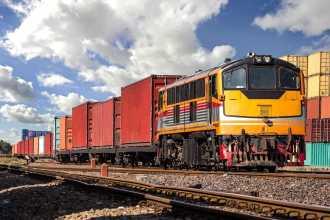 Железнодорожные перевозки грузов из Китая в Россию