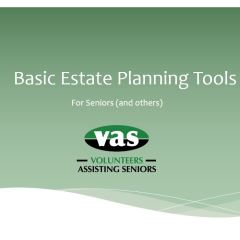 Basic Estate Planning Class