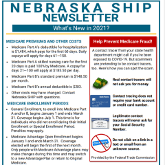 NE SHIP Newsletter