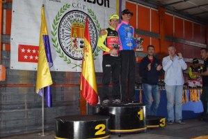 podio nacho pascual