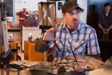 Casey Childs-Portrait Workshops
