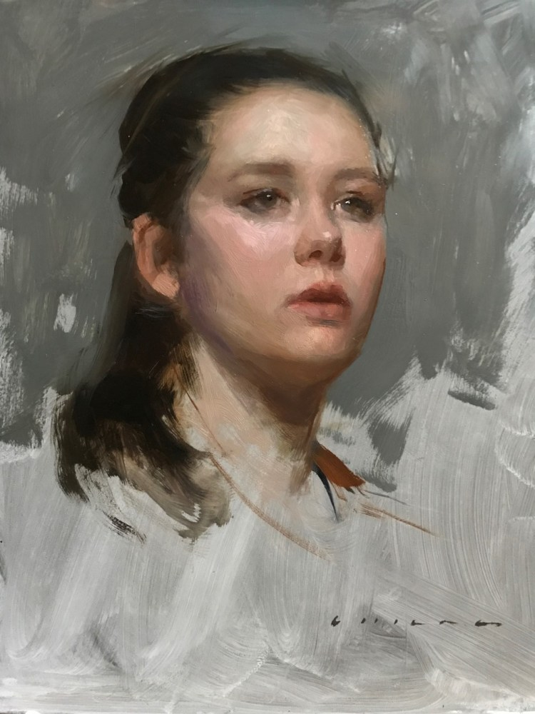 Casey Childs-Portrait Workshops