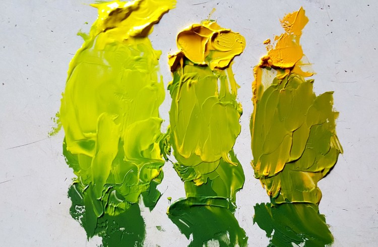 Our highly pigmented Cadmium Yellows