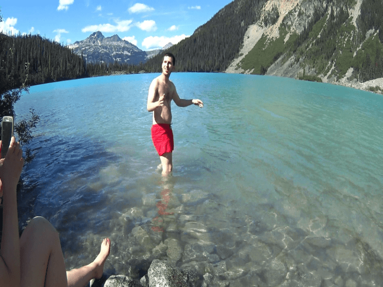 Joffre lake Ander