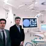 Fluoroscópio para tratamento vascular avançado