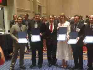 Premio Internacional recebido pelo Dr Alexandre Amato