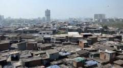 Dharavi slum
