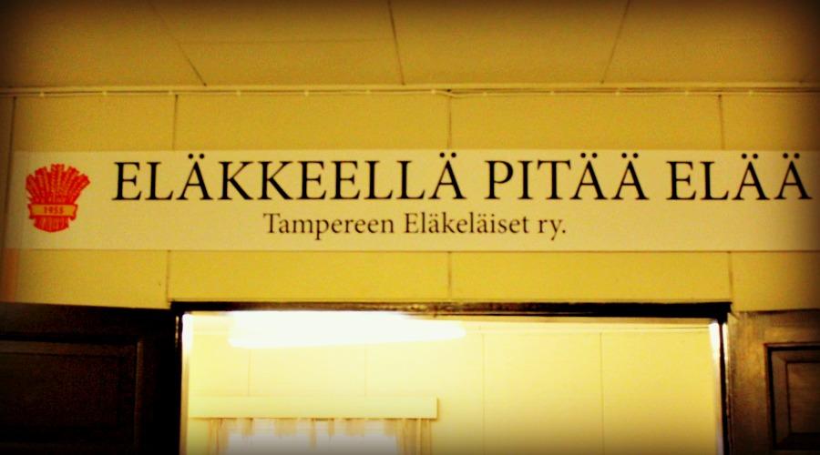 Tampereen Eläkeläiset