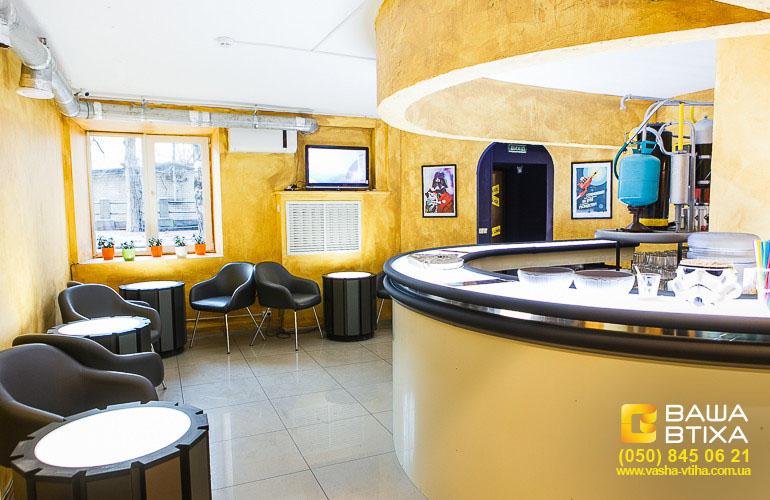 Рекламная компания «Ваша Втіха» принимает заказы на изготовление декораций в Киеве