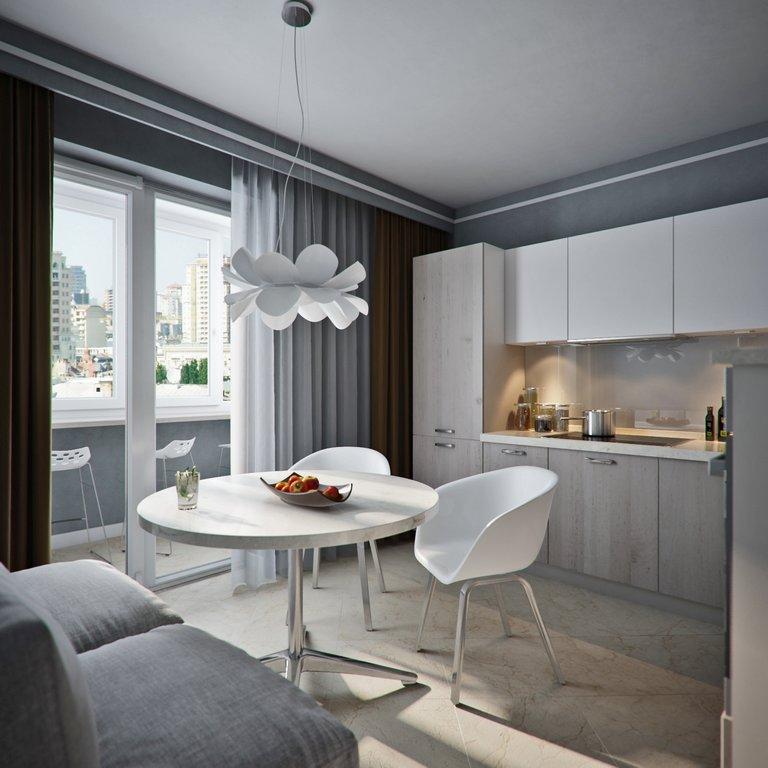 Cucina E Sala Da Pranzo Insieme - The Homey Design