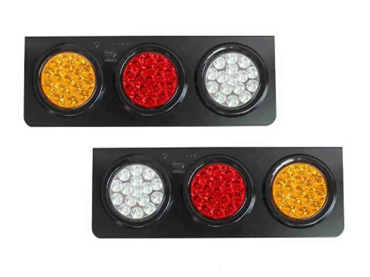 LED Задни светлини 12/24V
