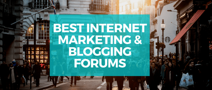 Top 10 Best Internet Marketing & Blogging Forums