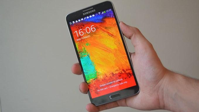 Best Samsung smartphones   Samsung Galaxy Note 3 Neo