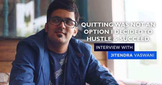 jitendra interview