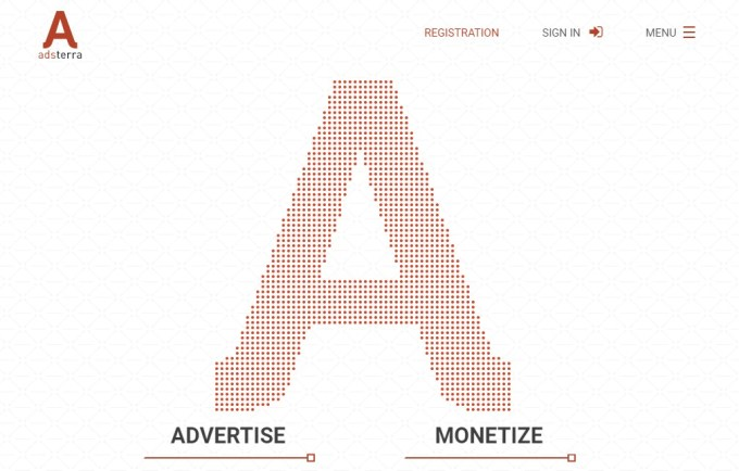 Adsterra Premium International Advertising Network