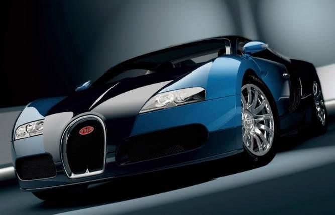 blue car for desktop