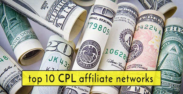 make money online CPL affiliate network