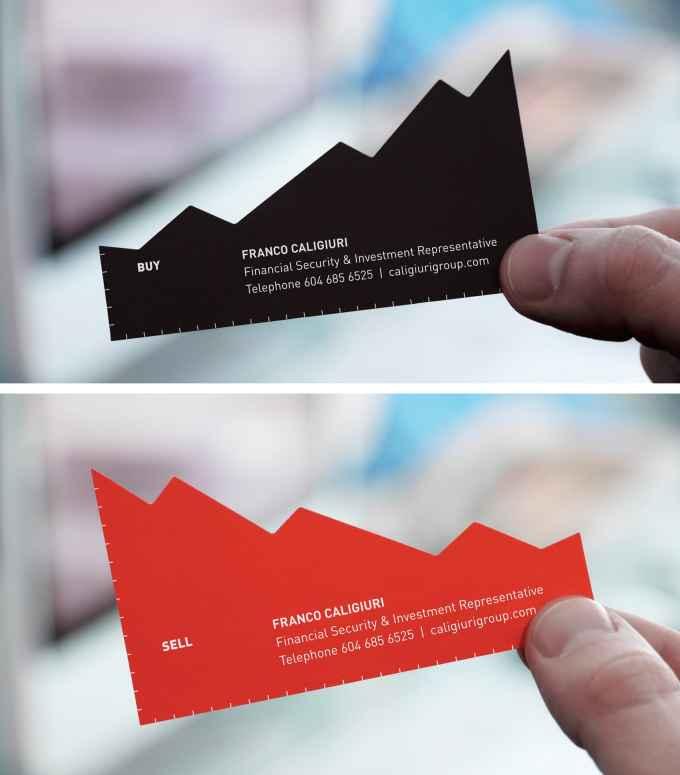7 Investment Broker Business card