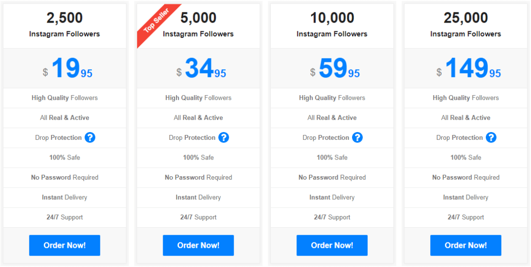 Buy Instagram Followers Real Cheap Followers at Famoid