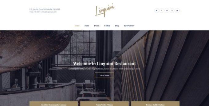 Linguini Restaurant