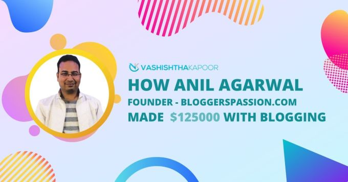 anil bloggerspassion interview