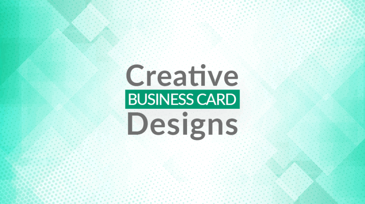 best creative business card ideas for inspiration