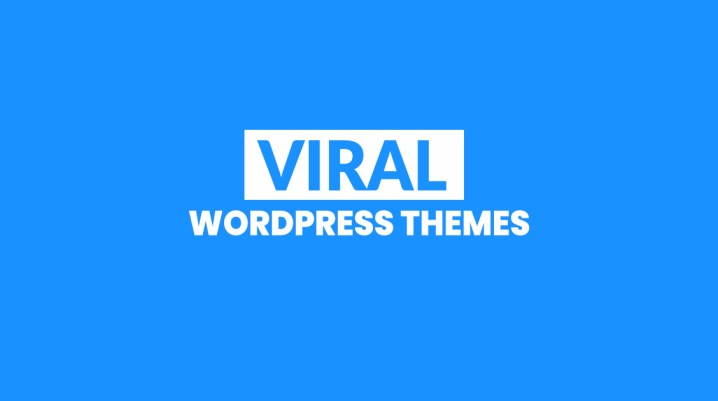 viral wordpress themes for entertainment and content focused websites