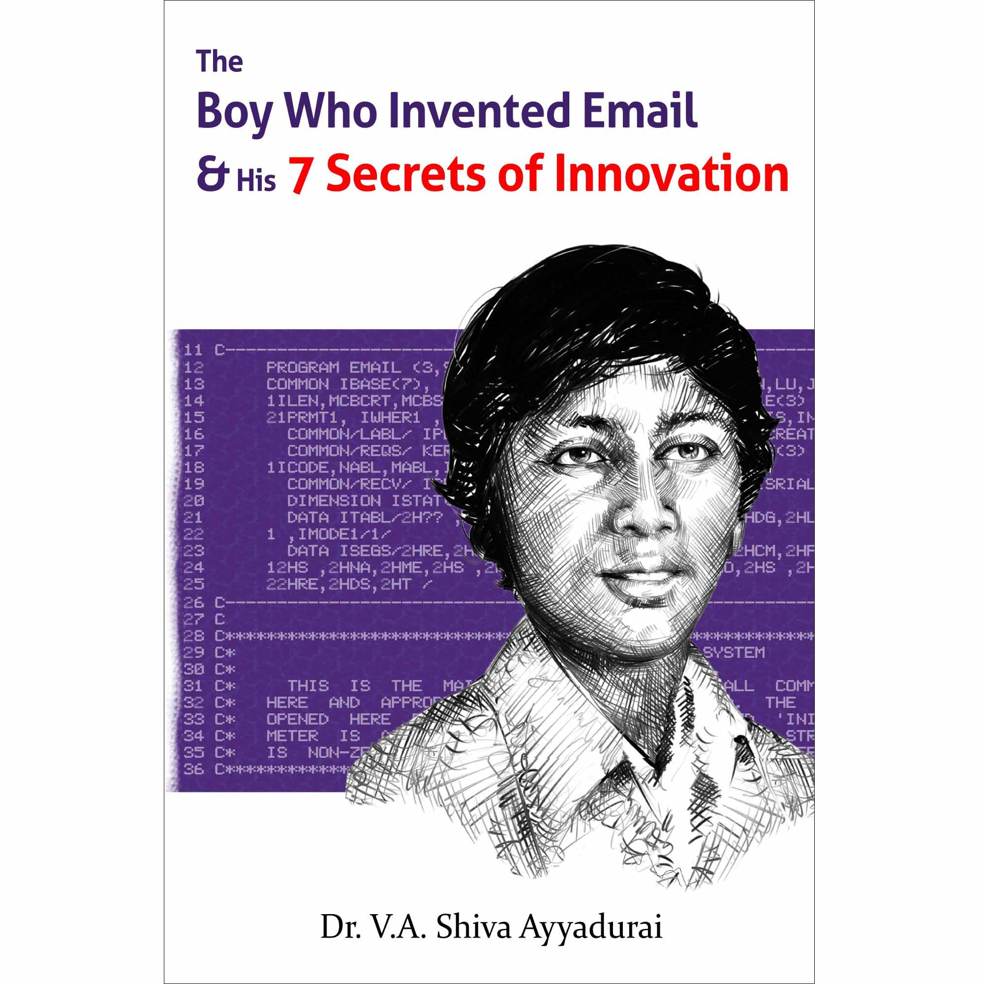 The Boy Who Invented Email & His 7 Secrets Of Innovation