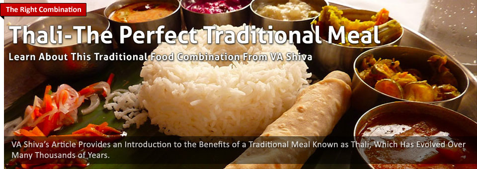Thali – The Perfect Traditional Meal