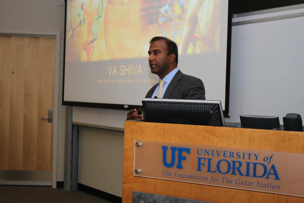 Seminar At College Of Pharmacy, University Of Florida