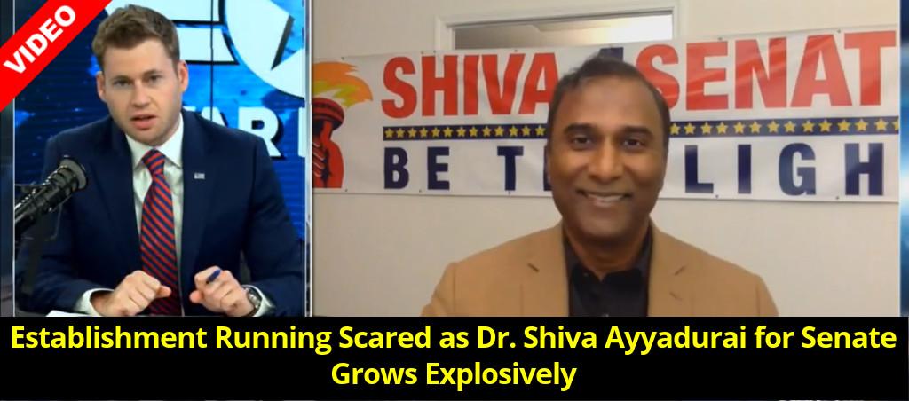 Dr. Shiva Ayyadurai On War Room With Owen Shroyer