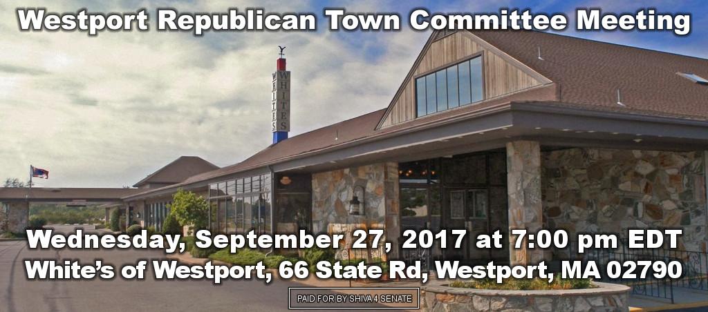 Dr. Shiva Ayyadurai Addresses The Westport Republican Town Committee Meeting