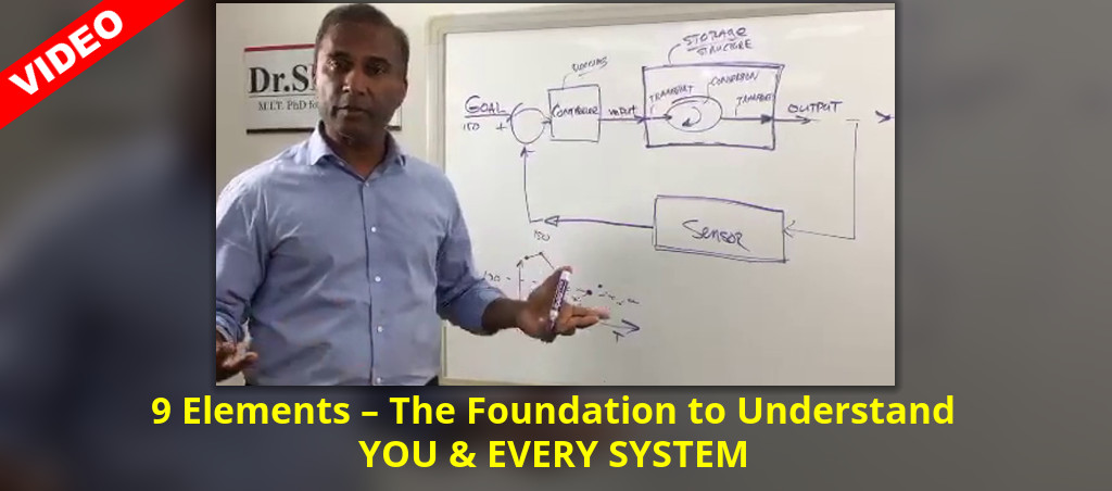 9 Elements – The Foundation To Understand YOU And EVERY SYSTEM