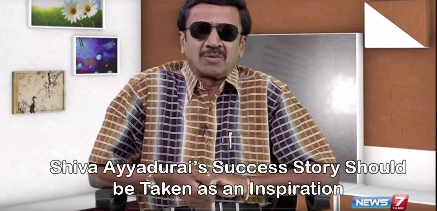 Shiva Ayyadurai's Success Story Should Be Taken As An Inspiration